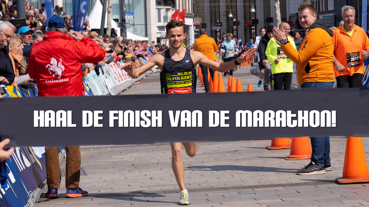Win: persoonlijk marathon adviesgesprek!