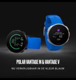 Polar Vantage M Blauw
