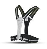 Gato International Led USB running vest