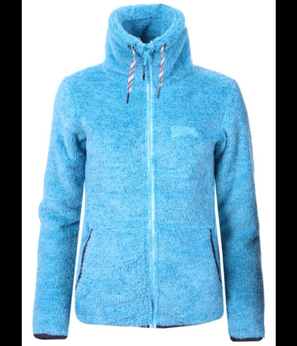 Icepeak Vest Karmen Dames blauw