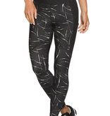 ASICS core train print tight dames