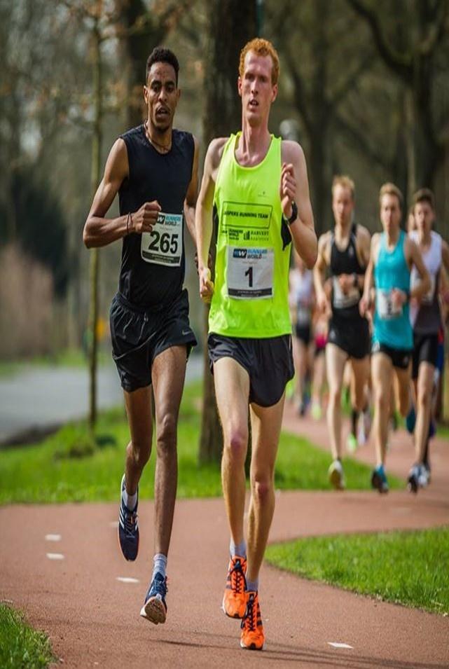 Interview topatleet Lucas Nieuweboer!