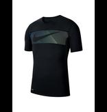 Nike graphic training shirt heren
