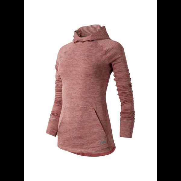 heat grid hoodie dames