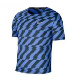 Nike miler shirt heren