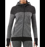 ASICS seamless jacket dames