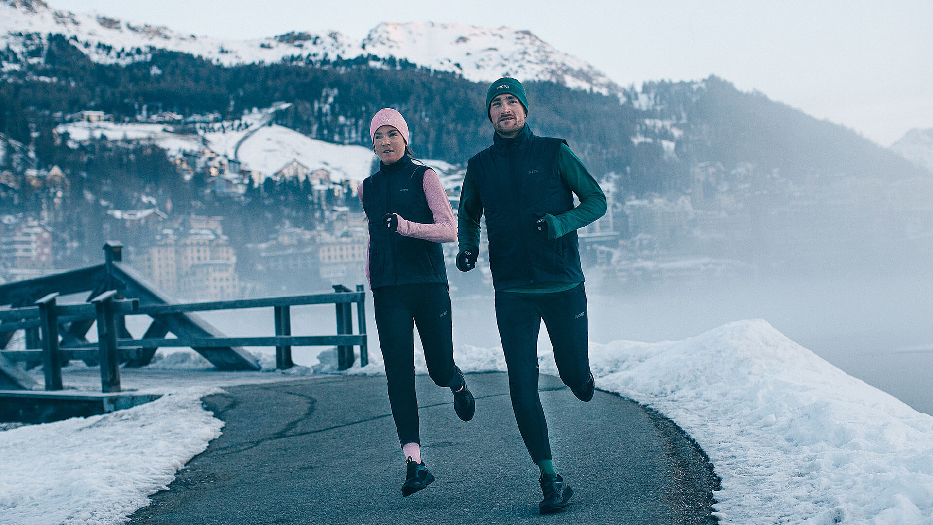 Hardlopen in de winter!