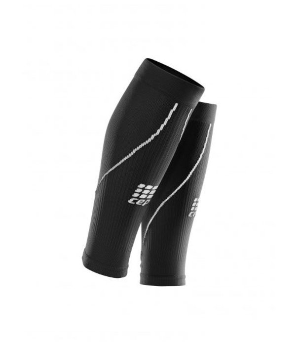 Cep Calf Sleeves 2.0 Compressietube Heren Zwart