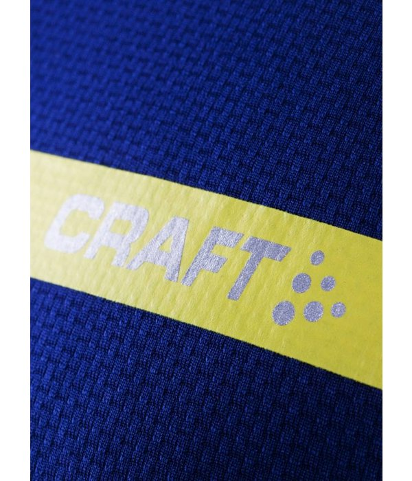 Craft Shirt Joy Blauw
