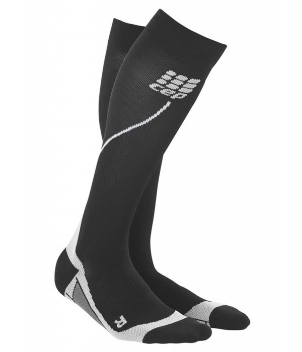Cep Run Socks 2.0 Compressiekous Dames Zwart