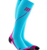 Cep Run Socks 2.0 Compressiekous Dames Blauw/roze