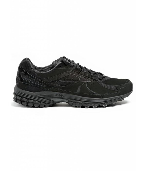 Brooks Adrenaline Walker 3 Heren Zwart