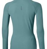 ASICS Shirt Jersey Dames Groen