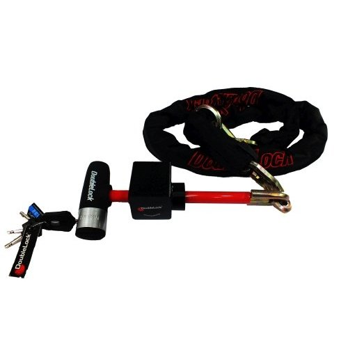 DoubleLock Kettingslot SCM 200cm Loopchain
