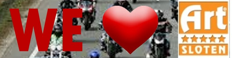 Art sloten en de liefde