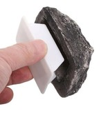 Verberg je sleutel in een steen