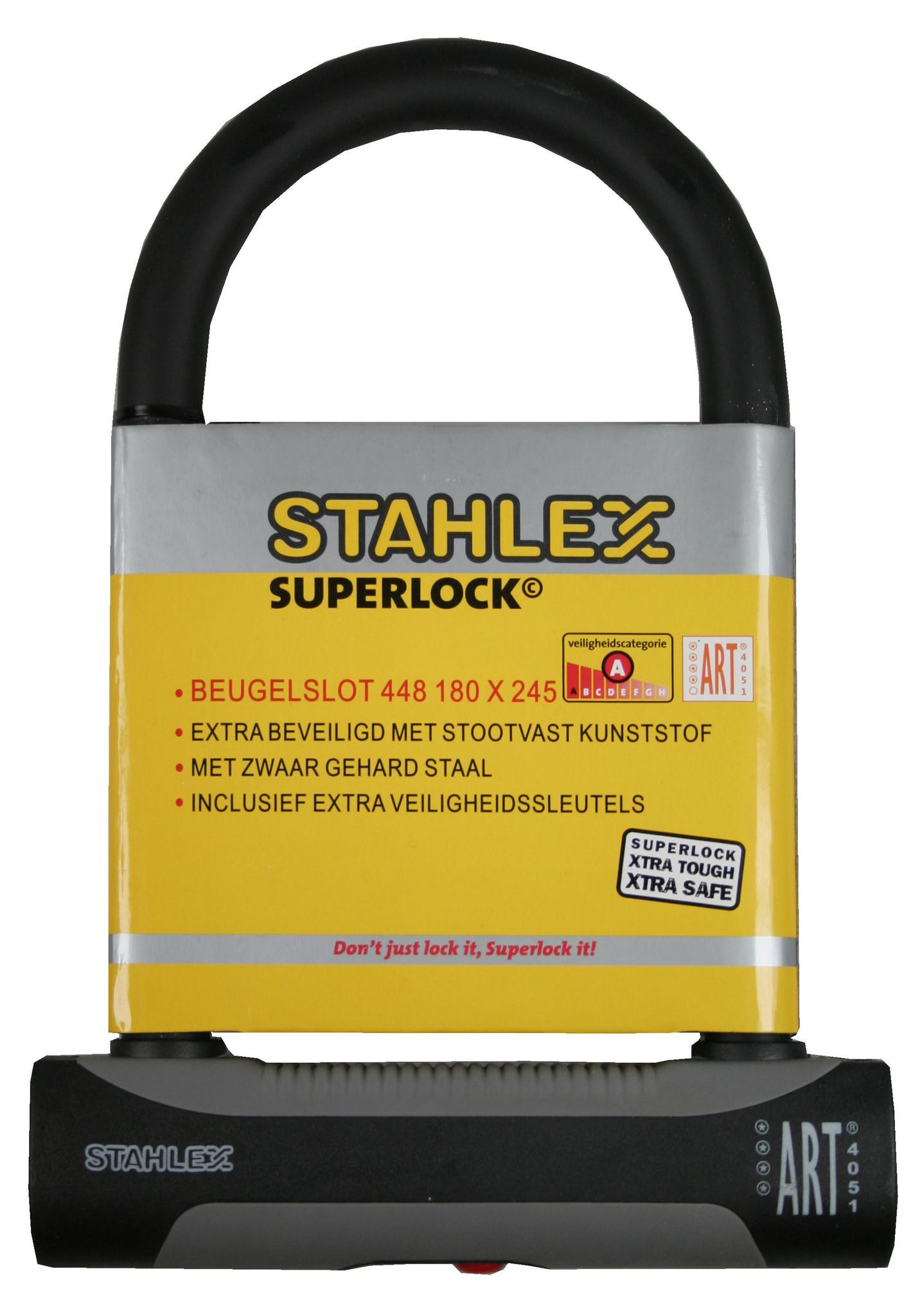 Stahlex Beugelslot ART-4 180x245mm MBT 4051