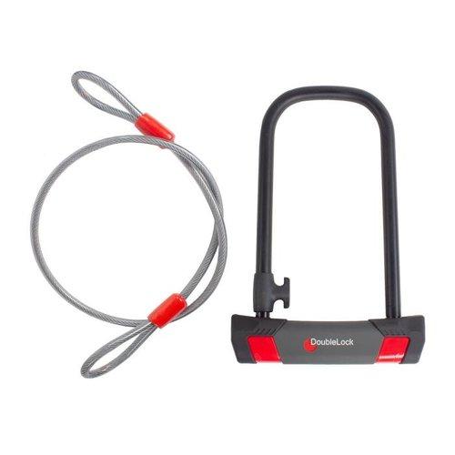 DoubleLock Beugelslot ART-4 230mm  MBT 4232 Cable art