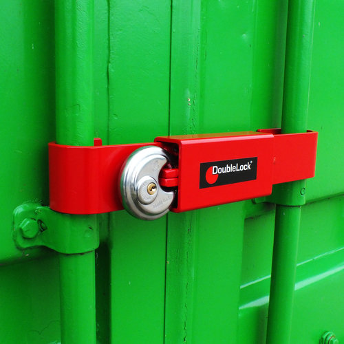 DoubleLock Containerslot Red Junior