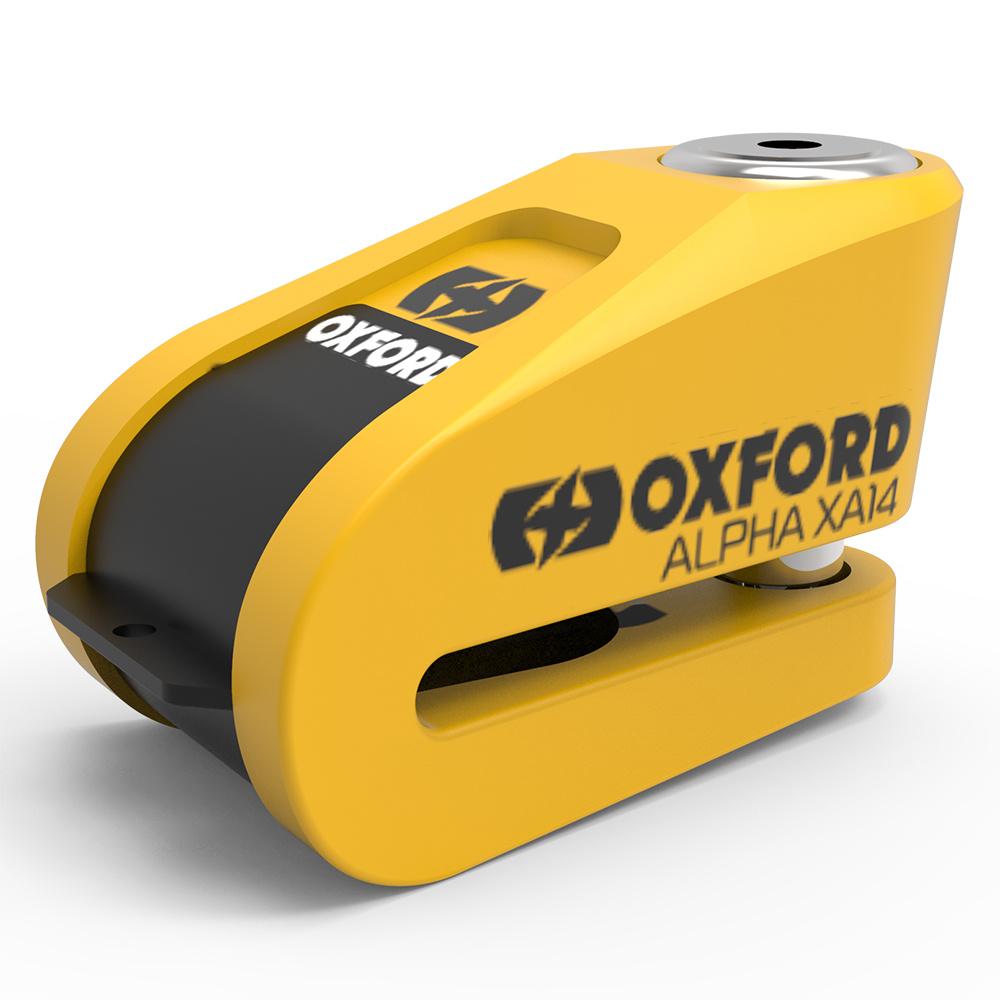 Oxford Schijfremslot ART-4 MBT 4210 met alarm