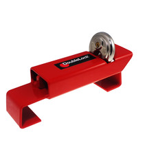 Trailer Lock RED Small