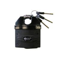 Hangslot ART-4 MBT 4122 zwart