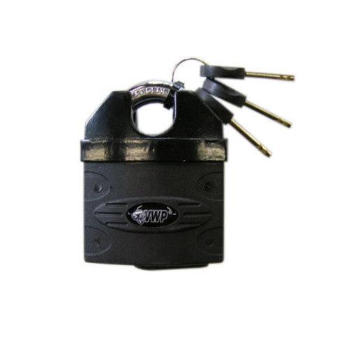 VWP Hangslot ART-4 MBT 4122 zwart