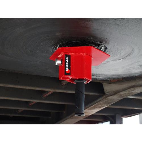 DoubleLock Kingpin slot RED SCM