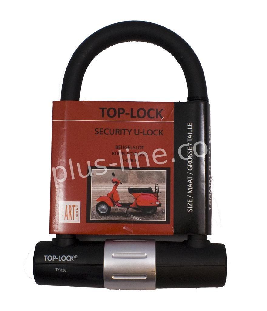 Top Lock Beugelslot ART-4 180x245mm MBT 4051