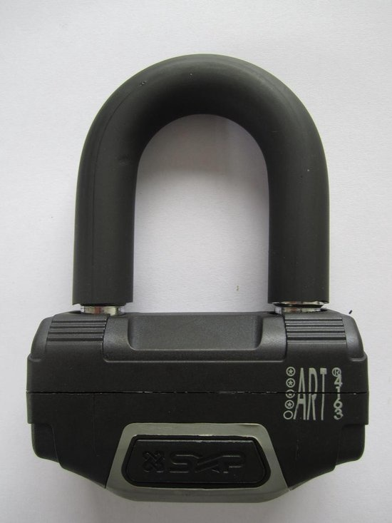 SXP Schijfremslot ART-4 MBT 4163 Zwart