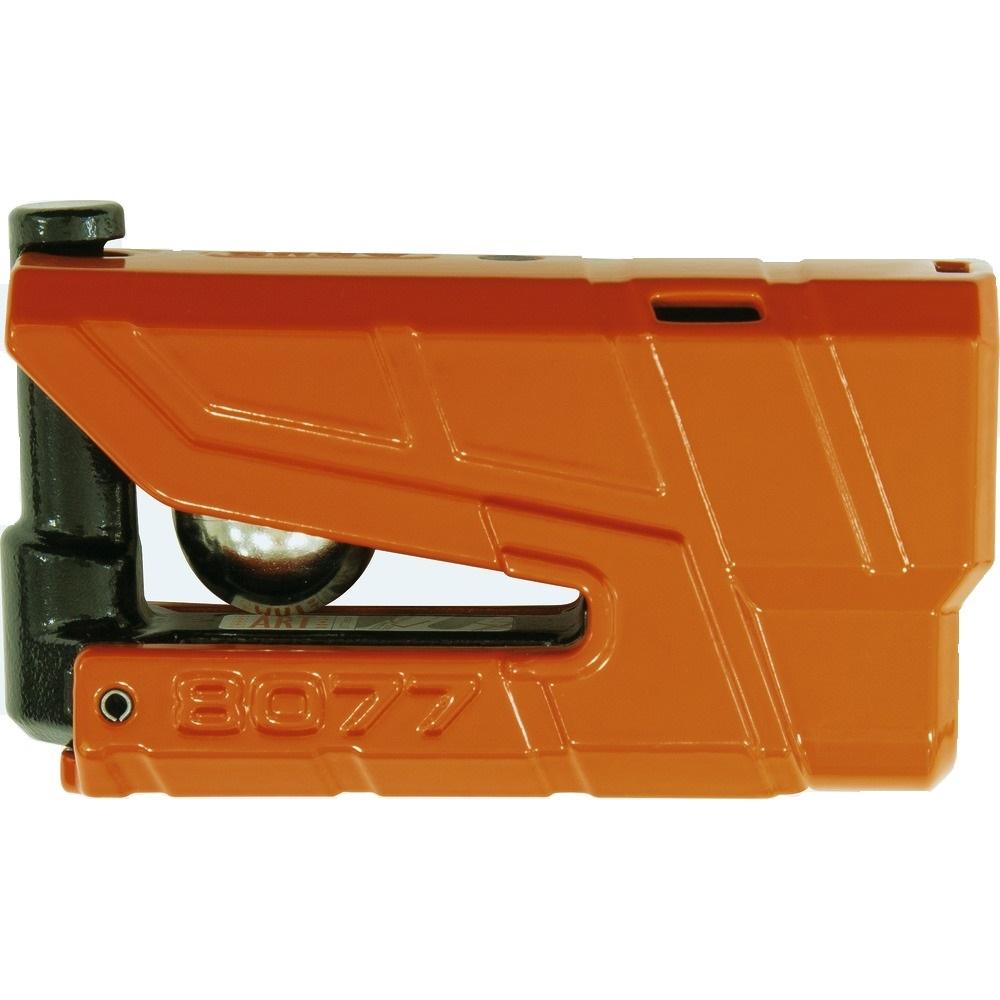 Abus Schijfremslot ART-4 MBT 4166 met Alarm Oranje