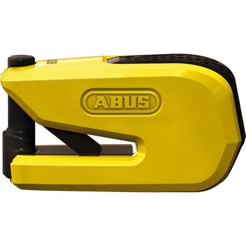 Abus Schijfremslot ART-4 MBT 4259 X-Plus Bluetooth Geel