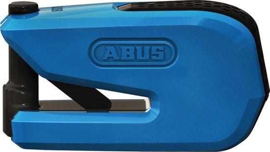 Abus Schijfremslot ART-4 MBT 4259 X-Plus Bluetooth Blauw