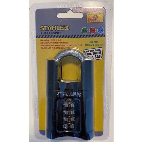 Stahlex Hang-Cijferslot Heavy duty 50mm