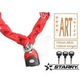 Starry Citycat Kettingslot ART-4 150cm MBT4122
