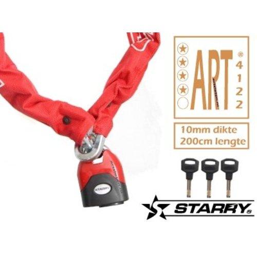 Starry Citycat Kettingslot ART-4 200cm MBT 4122