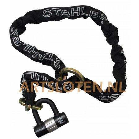 Stahlex ART 3 Gekeurd Kettingslot 1400mm doorlusbaar