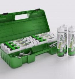 Zwaluw Smartbox High Tack 290 ml Wit 12 stuks