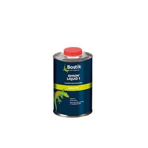 Bostik Liquid 1 Reinigingsmiddel 1ltr