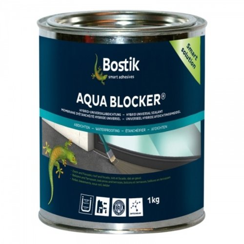 Bostik Aquablocker 1 blik 1kg