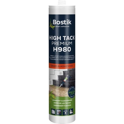 Bostik H980 High Tack Premium Aware 290ml