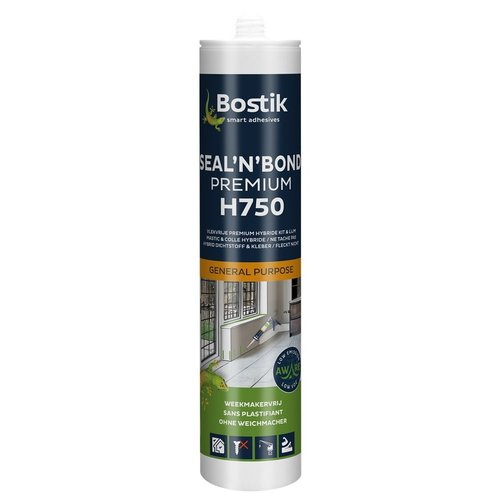 Bostik H750 Seal'N'Bound Premium 290ml
