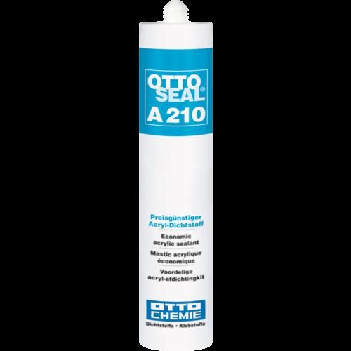 Otto Ottoseal A210 voordelige acryl afdichtingskit 310ml