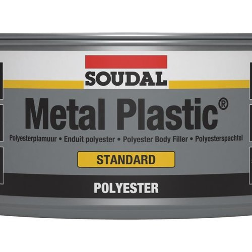 Soudal Metal Plastic Standard 1kg
