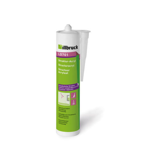 Illbruck LD701 Structuur Acrylaatkit