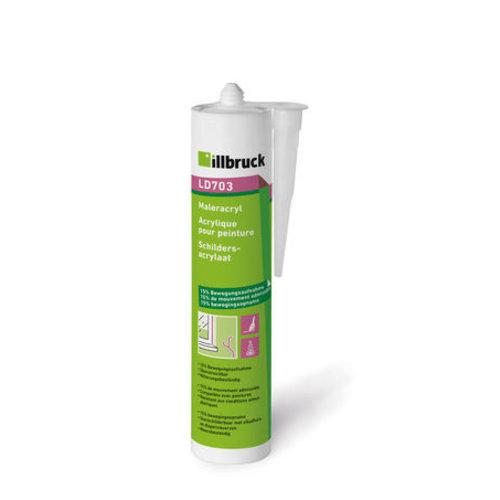 Illbruck LD703 Schilders Acrylaatkit 310ml