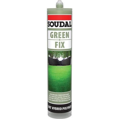 Soudal Green Fix 290ml Kunstgras Lijmkit