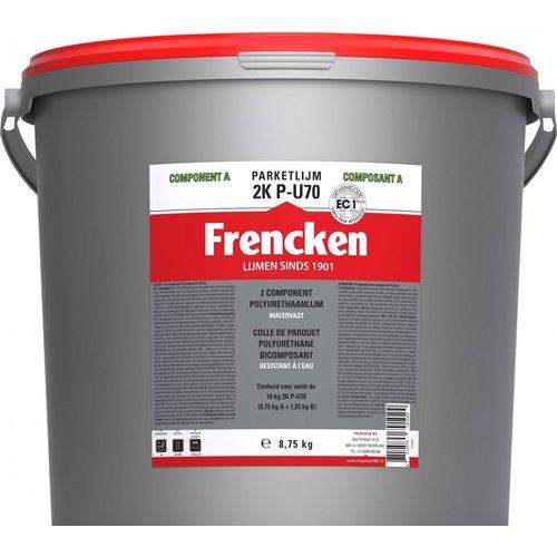 Frencken Parketlijm P-U70 2K 10kg