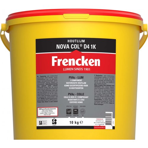Frencken Nova Col D4 1K 25kg