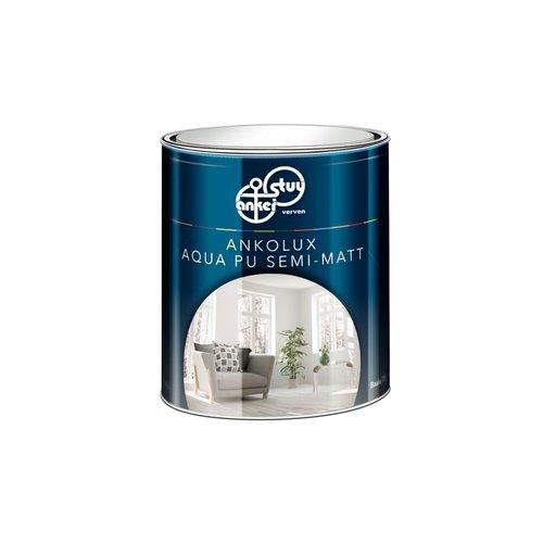 Anker Stuy Ankolux Aqua PU Semi matt kleur 1ltr